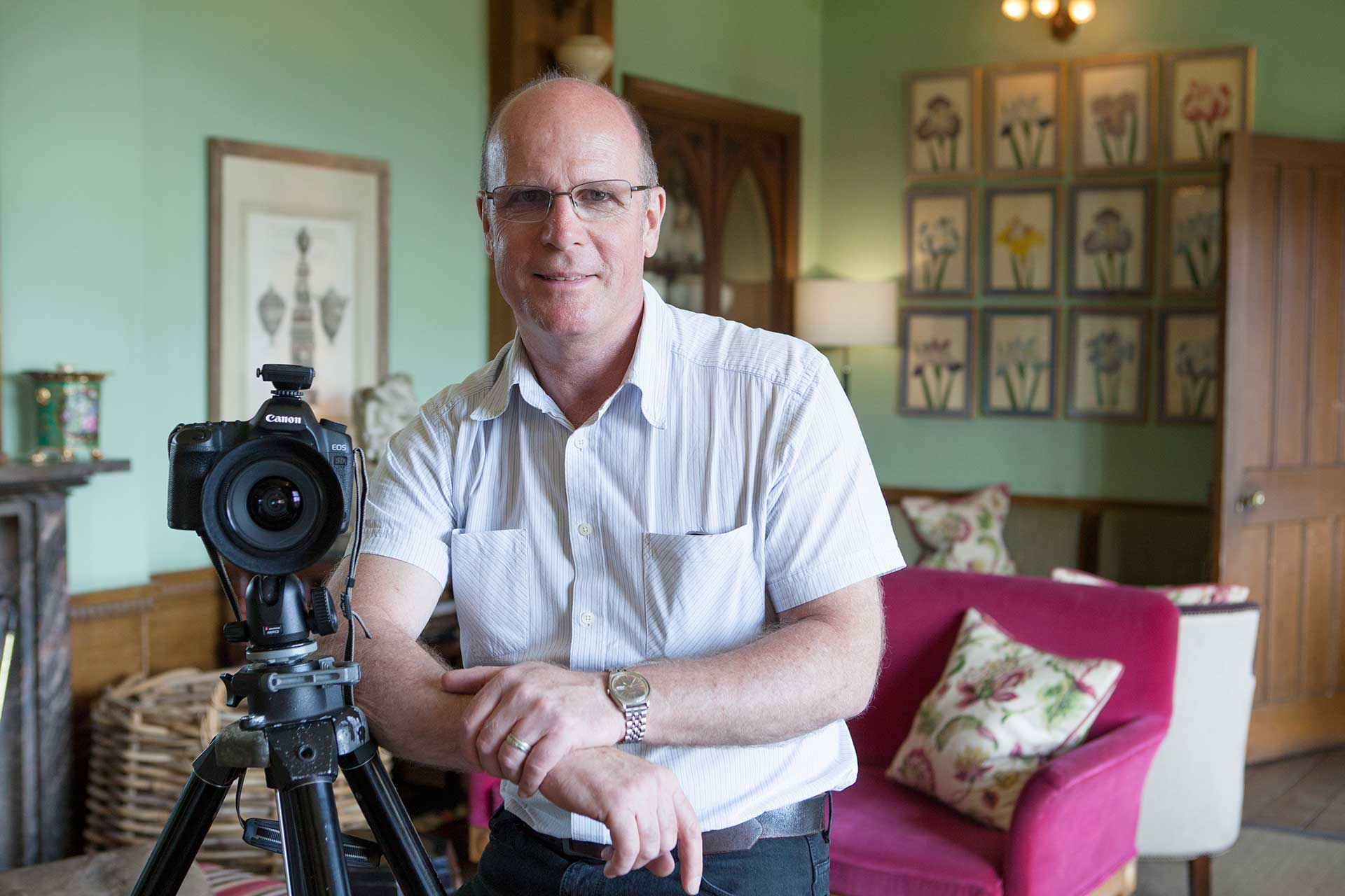 Simon is an award-winning photographer in Cornwall
