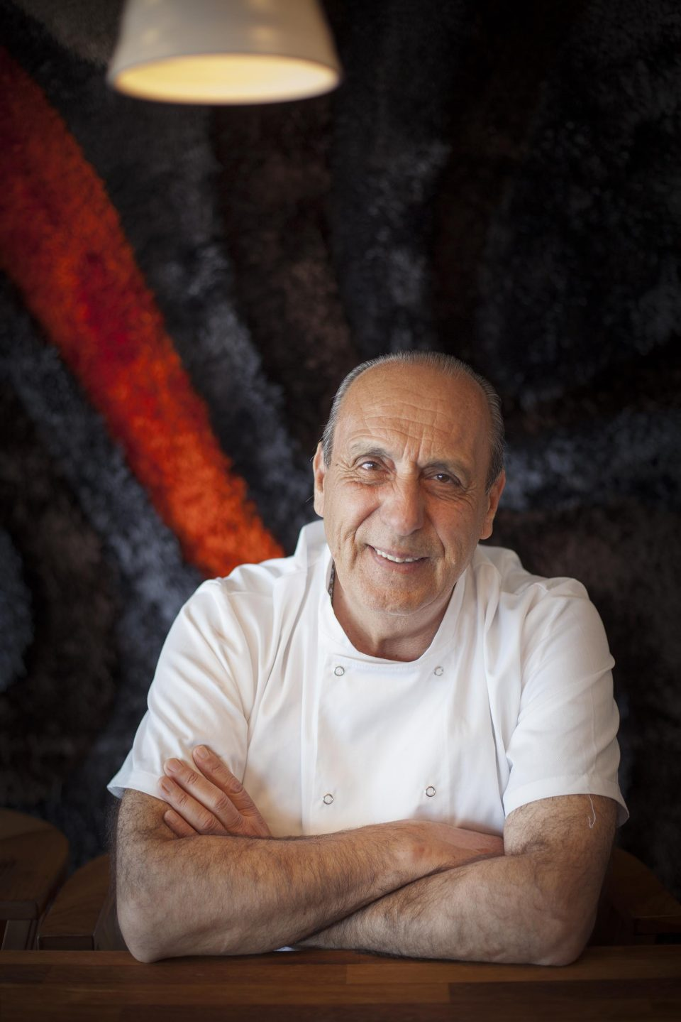 Gennaro Contaldo is a world-renowned chef, with his own premisis in Cornwall