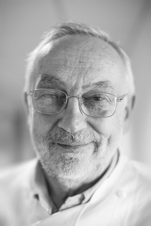 Chef Pierre Koffman - Cornwall Tourism Photographer