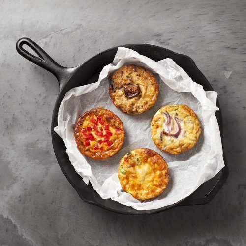 Pictures of the quiches at Crantock bakery, taken by Simon, photographer in Cornwall
